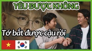 [ YÊU ĐƯỢC KHÔNG - ĐỨC PHÚC x VIRUSS ] Người Hàn xem VPOP-Phản ứng - vpop reaction