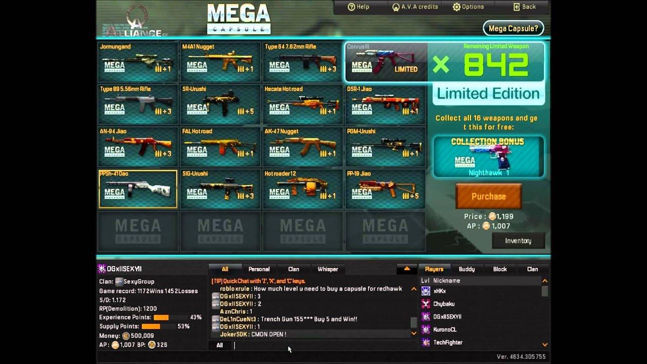 A.v.a Mega Capsule Ep#2
