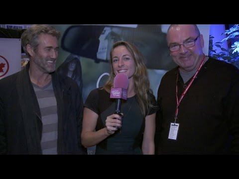 Roy Dupuis en ouverture du Festival du cinéma en Abitibi pour ceci n'est pas un polar