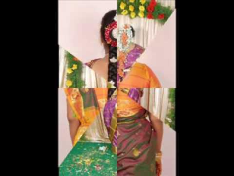 North indian bridal hair styles