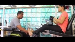 priya bapat and sai tamhankar vazndar workout !
