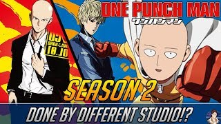 One Punch Man Season 2 To Be Done By J.C.Staff & New Director!!