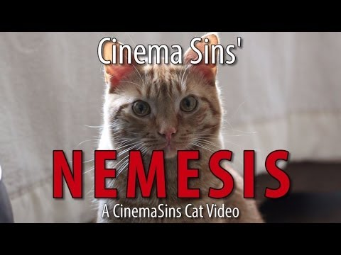 The Nemesis Of Cinema Sins: A Cinema Sins Cat Video