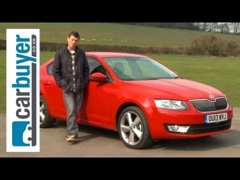 Skoda Octavia hatchback 2013 review - CarBuyer