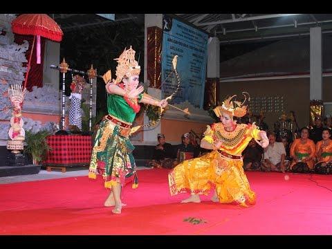 Sendratari Ramayana Desa Tejakula (bagian 1) video