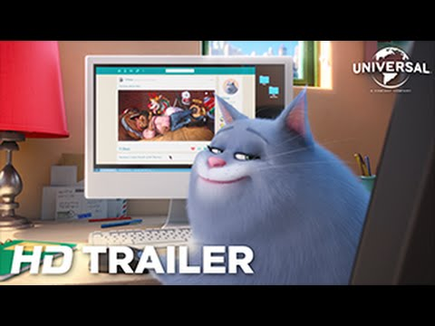 The Secret Life Of Pets (2016) Happy Holidays (Universal Pictures)