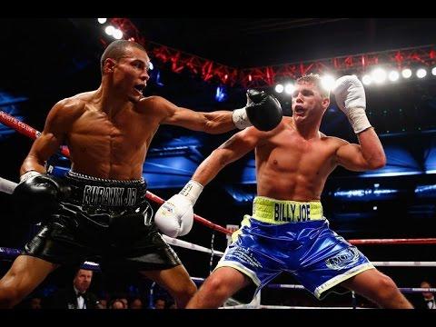 Chris Eubank Jr vs Billy Joe Saunders HD