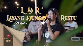 Download lagu Layang Dungo Restu - Meme Amelia ( MAHA LAJU MUSIK)