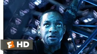 Video clip I, Robot (5/5) Movie CLIP - Spooner Destroys V.I.K.I. (2004) HD