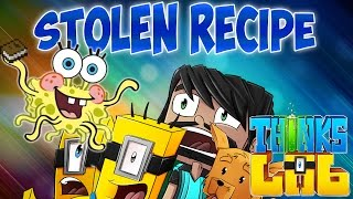 Minecraft Mods : Think's Lab - The Flying Spaghetti Monster! [Minecraft Roleplay]