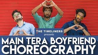 Main Tera Boyfriend (Raabta): Choreography   The Timeliners