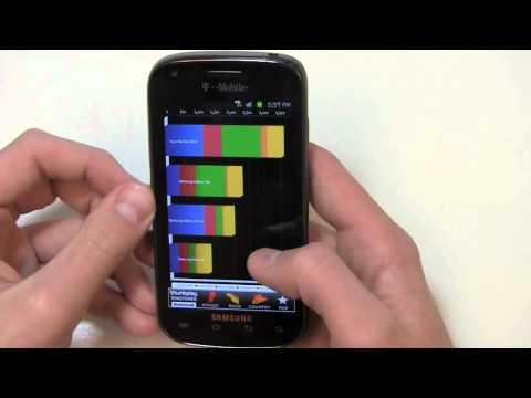 Samsung Galaxy S Blaze 4G Review Part 2
