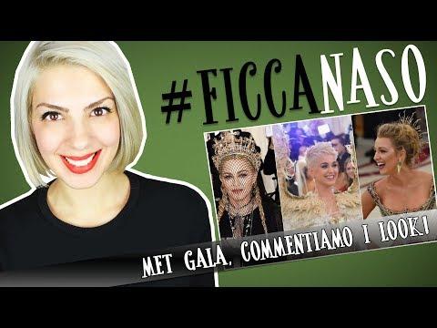 Look da MET GALA! #Ficcanaso