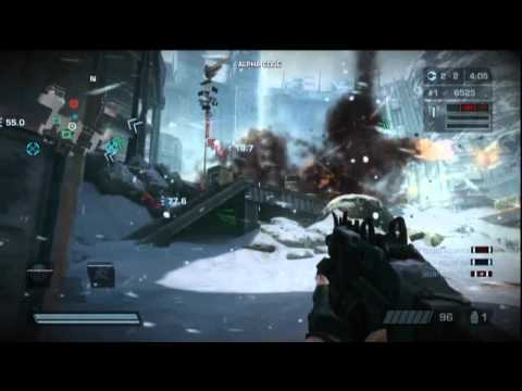 Killzone 3 Multiplayer Beta - Class Abilities