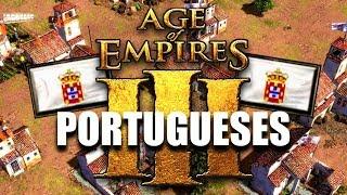 ME ESTRENO con PORTUGUESES en AGE of EMPIRES 3