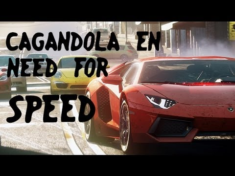 #1 Let´s play Need For Speed Most Wanted 2012 | Cagandola en NFS
