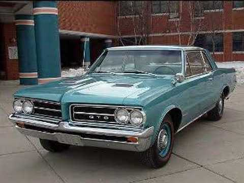 1964 Pontiac GTO Royal Bobcat