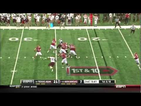 2011 Arkansas Razorback Football Highlights