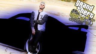 GTA V: VIDA DE JOVEM | O CARRO QUE VAI MUDAR AS CORRIDAS, A VOLTA DO MONSTRO #EP.48