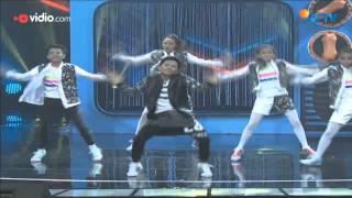 Brandon De Angelo Dan City Hunter Kidz Bandung  10 Besar The Dance Icon 2