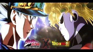 Goku vs Jiren: ORA ORA ORA (JoJo's Bizarre Adventure Crossover)