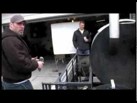BBQ Pitmasters - Season 2 Audition - Hot Gril Video