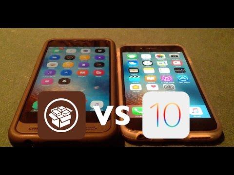 iOS 10 Beta vs iOS 9.3.3 Jailbreak: Which is Better?