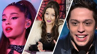 Download Lagu An Astrologer Reads Ariana Grande's & Pete Davidson's Star Charts Gratis STAFABAND