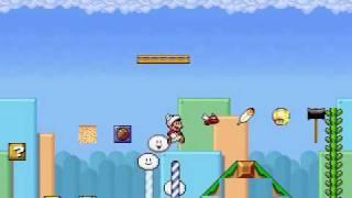 AgentTer's Super Mario Bros. fan game test update 1