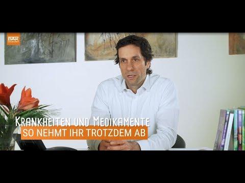 Medikamente & Krankheiten -  Gesünder ernähren und schlank werden mit Niels Schulz-Ruhtenberg