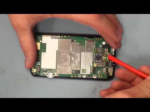 Sprint Force ZTE Screen Repair Video Tear Down