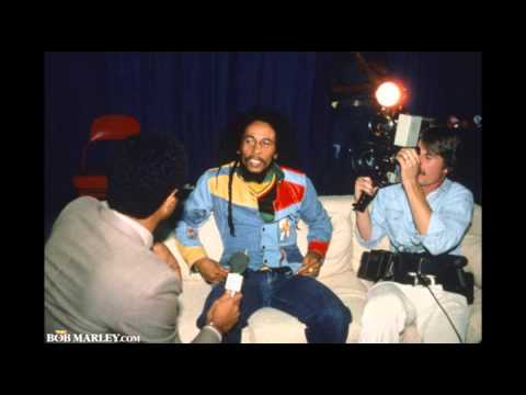▶ Bob Marley - tells us about his assassination attempt