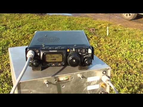 DB0TUD 24GHz beacon received on Triebenberg JO61XA