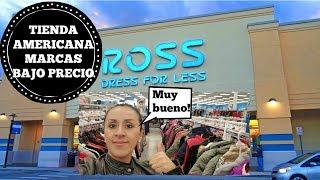TIENDA EN EE.UU. MARCAS A BAJO PRECIO - ROSS DRESS FOR LESS