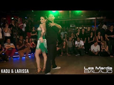 Samba de Gafieira show by Kadu Pires and Larissa Thayane!
