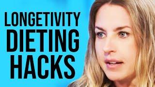 Jillian Teta on Intuitive Eating & Tweaking Your Diet For Longevity | Health Theory