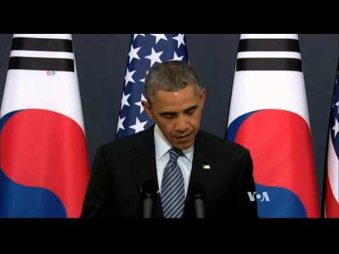 Obama Warns North Korea Against New Nuclear Test