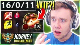 HOW? HOW? HOW? HOW? HOW? HOW? HOW?  - Journey To Challenger | League of Legends