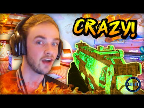 HES CRAZY Call of Duty: Black Ops 2 LIVE w Ali A PC