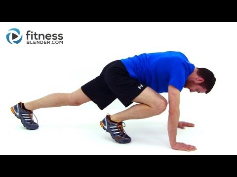 Fitness Blender HIIT Pyramid Workout - Fun with Numbers Workout