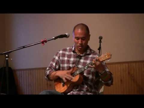 Ben Ahn - Maui Hawaiian Sup'pa Man `ukulele Cover video
