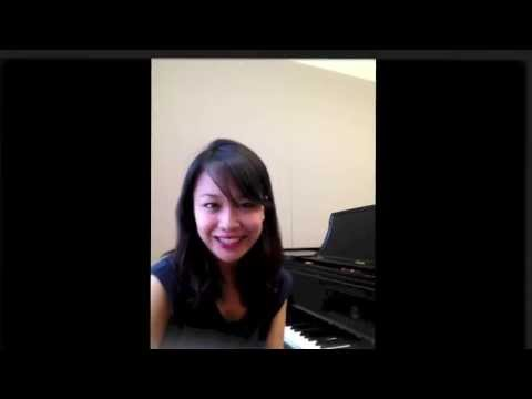 Mere Sapno Ki Rani On Piano (aya Okada From Japan) video
