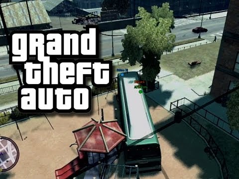 GTA Funny Moments and Stuff 12! (I Can't Wait for GTA 5!)