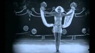 SALOMÉ,CORAÇÃO CONDENADO.Nazimova,Nigel del Brulier,cantam Fausto Nilo e Núbia Lafayette