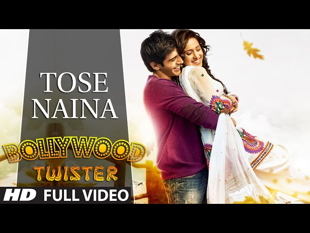 Tose Naina Song with Akaash Vani | Bollywood Twisters | T-series