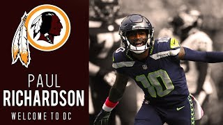 Paul Richardson Career Highlights | Welcome To DC