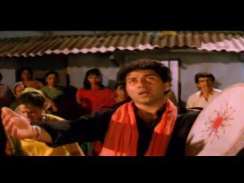 Shad Rahe Aabad Rahe - Full Song - Kasam - Sunny Deol, Chunky Pandey & ...