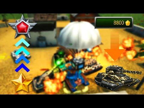 Tanki Online - Road To Legend #1 BUYING Nomad Kit!!