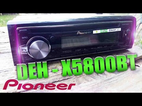 unboxing autoradio pioneer deh 3200ub italiano con voce how to save money and do it yourself. Black Bedroom Furniture Sets. Home Design Ideas