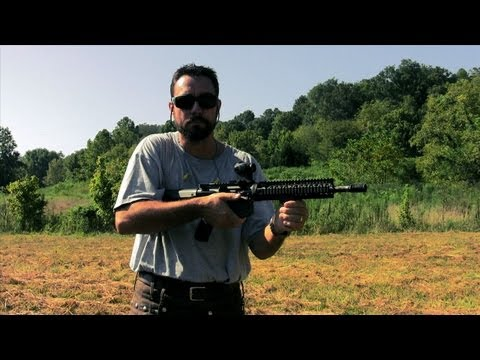 Machine Gun Full Auto M4 M16 M60 and Walther P22 with Suppressor